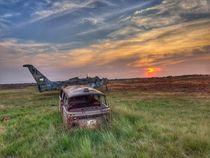 Sunset Time  von Susanne  Mauz