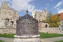 Brunnen auf Schloss Hellenstein 2 von kattobello