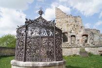 Brunnen auf Schloss Hellenstein 1 von kattobello