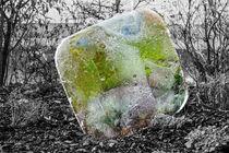 Eisplatte von Ralf Ramm - RRFotografie