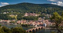Heidelberg Altstadt von Stephan Hockenmaier