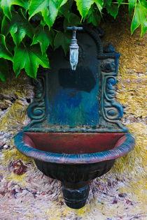 Altes Waschbecken von mario-s
