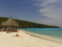 Curaçao Beach by Talita Muniz