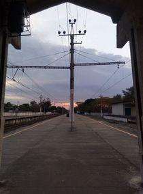 Train Station  von Talita Muniz