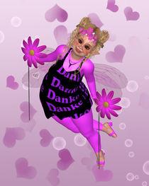 Pummelfee sagt Danke by Conny Dambach