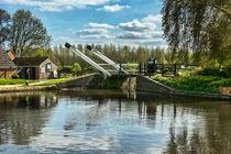 Bridge 221 On The Oxford Canal von Ian Lewis