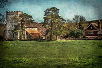 Church of St Mary At Streatley by Ian Lewis