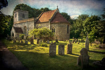 St Peter and St Paul Checkendon by Ian Lewis