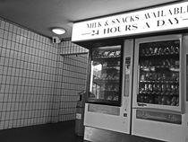 PRESTON. Bus Station Snack Machine. by Lachlan Main