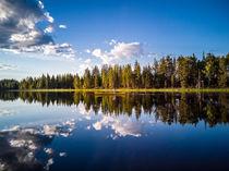 Wasser Spiegel von Robin Brock