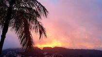 Sunset in Brazil 2 von Talita Muniz