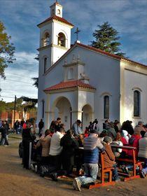 Celebración de San Benito en Argentina von Ricardo De Luca