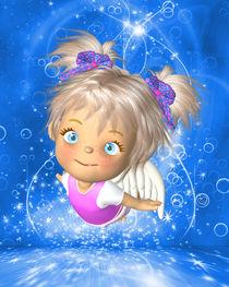 Baby Engel Mädchen von Conny Dambach