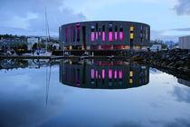 Hof Kulturzentrum Akureyri Island by Patrick Lohmüller