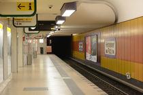 U-Bahn von Bernd Fülle