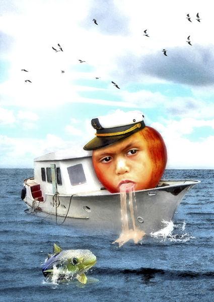 Fische-futtern