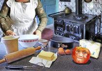 Vorbereitungen von garrulus-glandarius