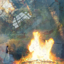 The Story Teller. by kristinn-orn