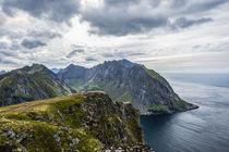 Mt. Ryten by Stein Liland