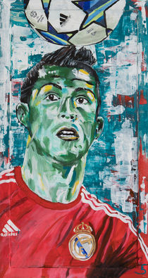 Cristiano Ronaldo von Eva Solbach