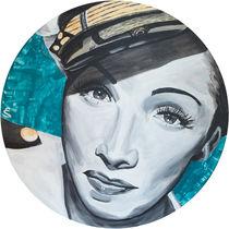 Marlene Dietrich von Eva Solbach