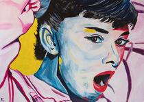 Audrey Hepburn von Eva Solbach