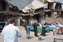 Kairo am Koptischen Viertel von Bernd Fülle