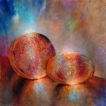 Zwei Murmeln by Annette Schmucker