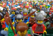 LEGO INVASION - BERLIN MAUERPARK von Anil Kohli
