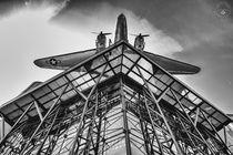Flieger über Technik Museum by Oliver Hey