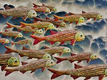Paramblypterusschwarm von Andreas Deutschmann