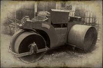 Thomas Green Road Roller von Colin Metcalf