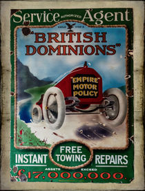 British Dominions by Colin Metcalf