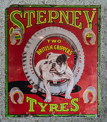 Stepney Tyres von Colin Metcalf
