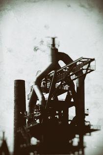 Eisenwerk Neunkirchen  von Bastian  Kienitz