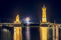 Lindauer Hafen | Bodensee by Thomas Keller