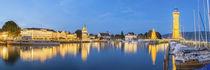 Lindauer Hafen   Bodensee von Thomas Keller