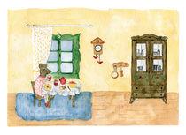 Tea time by Sveta Hubmann