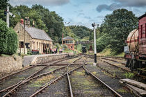 Rowley Station by Colin Metcalf