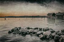 Weltkulturerbe Pfahlbauten bei Unteruhldingen - Bodensee von Christine Horn