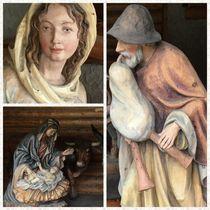Madonna von St. Cristina by Monika Mariotti
