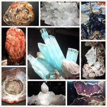 Mineralische Formenvielfalt by Monika Mariotti