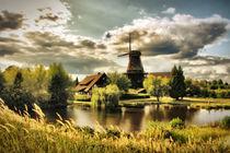 Mühle am Dorfteich by garrulus-glandarius