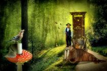 """Eine """"Teeilette"""" für das Wunderland von garrulus-glandarius"""