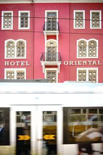 Hotel Oriental  von Bastian  Kienitz