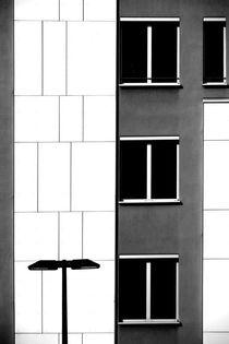 Wohnraumgeometrie von Bastian  Kienitz