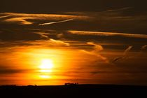 Sonnenuntergang von Jenny Daub