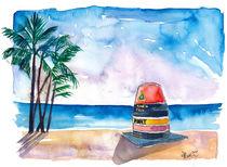 Key West Florida USA Südlichster Punkt der USA von M.  Bleichner