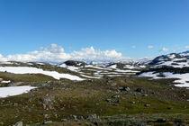 Sognefjellsveien / Sognefjellsvegen, Sogn og Fjordane, Norway von Tobias Steinicke