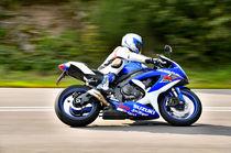 Motorrad Suzuki GSX-R on Speed by ivica-troskot